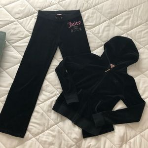 12 Juicy Couture Tracksuit